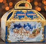 """Новогодний подарок """"Тройка"""" 1000 гр."""