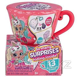 Маленькая чайная чашка с куколкой Zuru Itty Bitty Prettys 9701