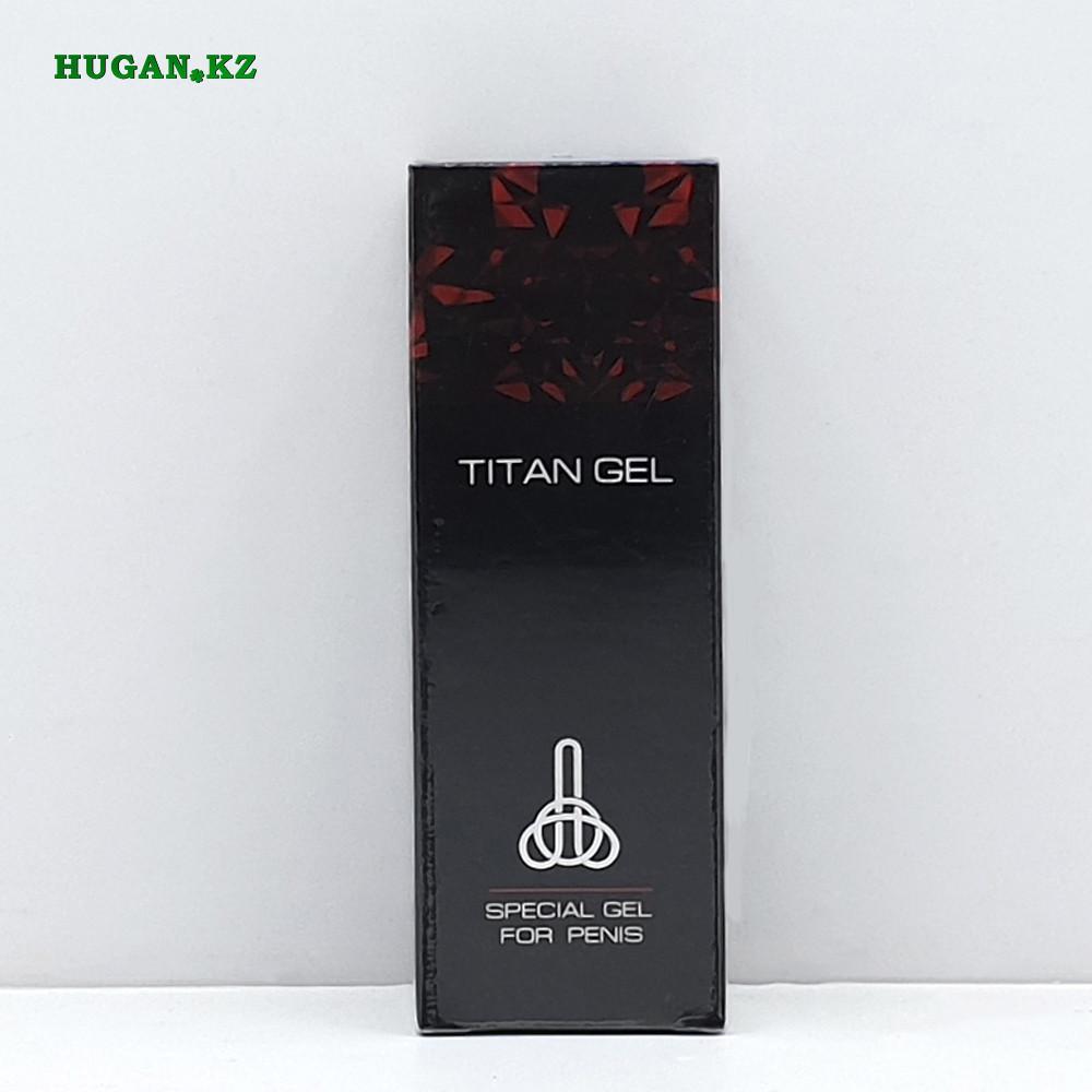 Titan Gel (Титан Гель) гель-смазка