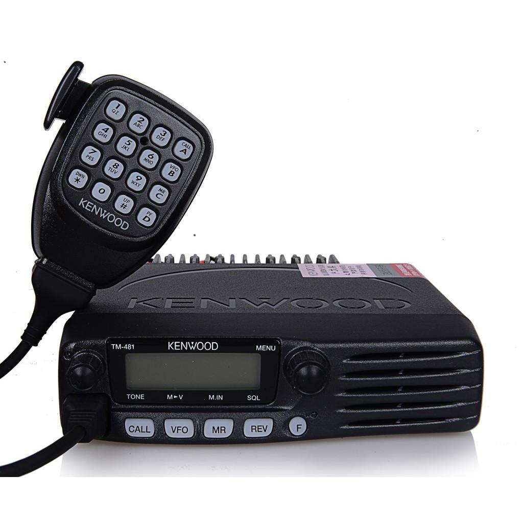 Автомобильная радиостанция Kenwood TM-481A