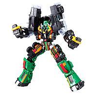 Трансформер Мини Тобот - Детективы Галактики - Сержант Биг Бист (Young Toys, Южная Корея)