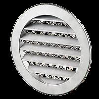 Решетки круглые металлические ВЕНТС МВМА 150 бВн Ал