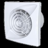 Осевой декоративный вентилятор с низким уровнем шума ВЕНТС Касто 100