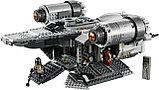 Конструктор аналог лего Мандалорец LEGO Star Wars The Mandalorian  75292 лепин KING 60017 Лезвие бритвы, фото 3