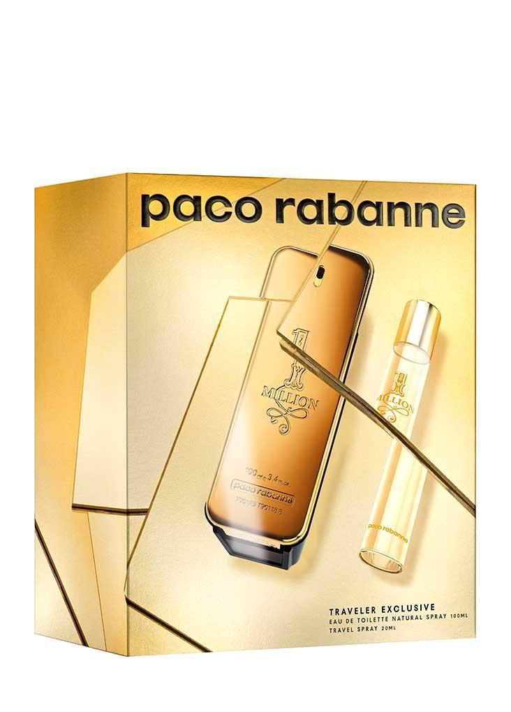 Набор для мужчин Paco Rabanne 1 million (Оригинал-Испания)