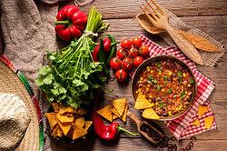 Вегетарианские Смеси для приготовления