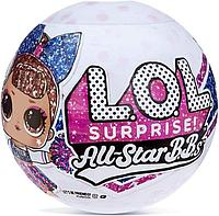 LOL Surprise All-Star BBS Sports вторая серия Sparkly черлидерши