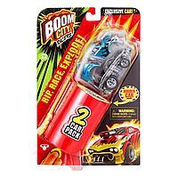 Набор машинок Moose Boom City Racers «Fire It Up» (40056)