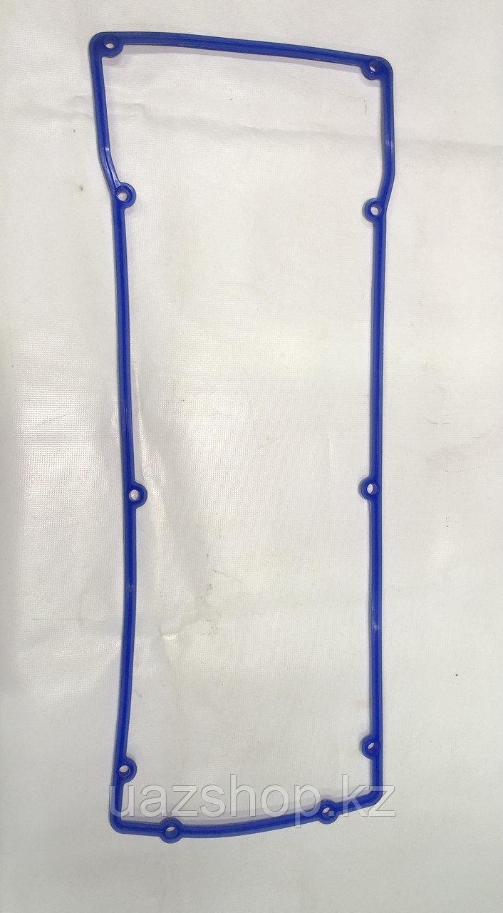 Прокладка клапанной крышки (силикон) 409 10 ОТВЕРСТИЙ