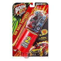 2 машинки Boom City Racers - BOOM YAH