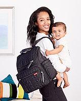 Сумка - рюкзак для мамы Forma, черная (Skip Hop, США)