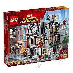 LEGO Super Heroes: Решающий бой в Санктум Санкторум 76108