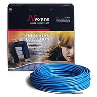 Комплект тонкого двухжильного нагревательного кабеля с алюминиевым экраном MILLICABLE FLEX 750/15