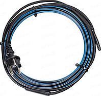 Комплект саморегулирующегося нагревательного кабеля (внутрь трубы) DEFROST WATER KIT 8м