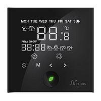 Сенсорный программируемый терморегулятор с датчиком температуры воздуха и пола MILLITEMP 2