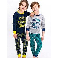 Пижама детская мальчик.* рост 98-104, Синий
