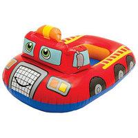 Круг для плавания с сиденьем 'Транспорт', от 1-2 лет, МИКС, 59586NP INTEX