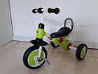"""Детский трехколесный велосипед """"Adil"""" с фонарем и мелодиями, фото 4"""