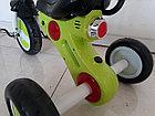 """Детский трехколесный велосипед """"Adil"""" с фонарем и мелодиями, фото 6"""