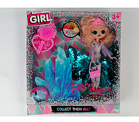Кукла Girl аналог lol omg