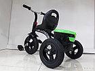 """Детский трехколесный велосипед """"XS"""" с резиновыми колесами!, фото 4"""