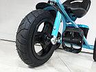 """Детский трехколесный велосипед """"XS"""" с резиновыми колесами!, фото 5"""