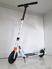 Оригинальный самокат для подростков и взрослых Nanrobot. Надувные колеса. До 100 кг. 145-195 см.