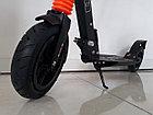 Оригинальный самокат для подростков и взрослых Nanrobot. Надувные колеса. До 100 кг. 145-195 см., фото 5