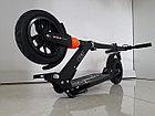 Оригинальный самокат для подростков и взрослых Nanrobot. Надувные колеса. До 100 кг. 145-195 см., фото 2