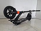 Оригинальный самокат для подростков и взрослых Nanrobot. Надувные колеса. До 100 кг. 145-195 см., фото 8