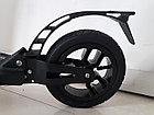 Оригинальный самокат для подростков и взрослых Nanrobot. Надувные колеса. До 100 кг. 145-195 см., фото 6