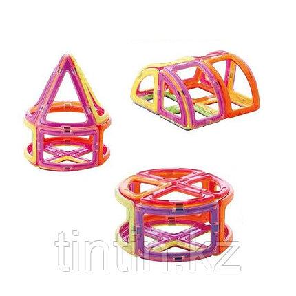 Магнитный конструктор 20 деталей, фото 2