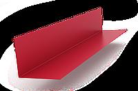 Планка примыкания верхняя оцинкованная
