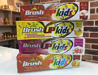 Детская зубная паста Brush UP kids