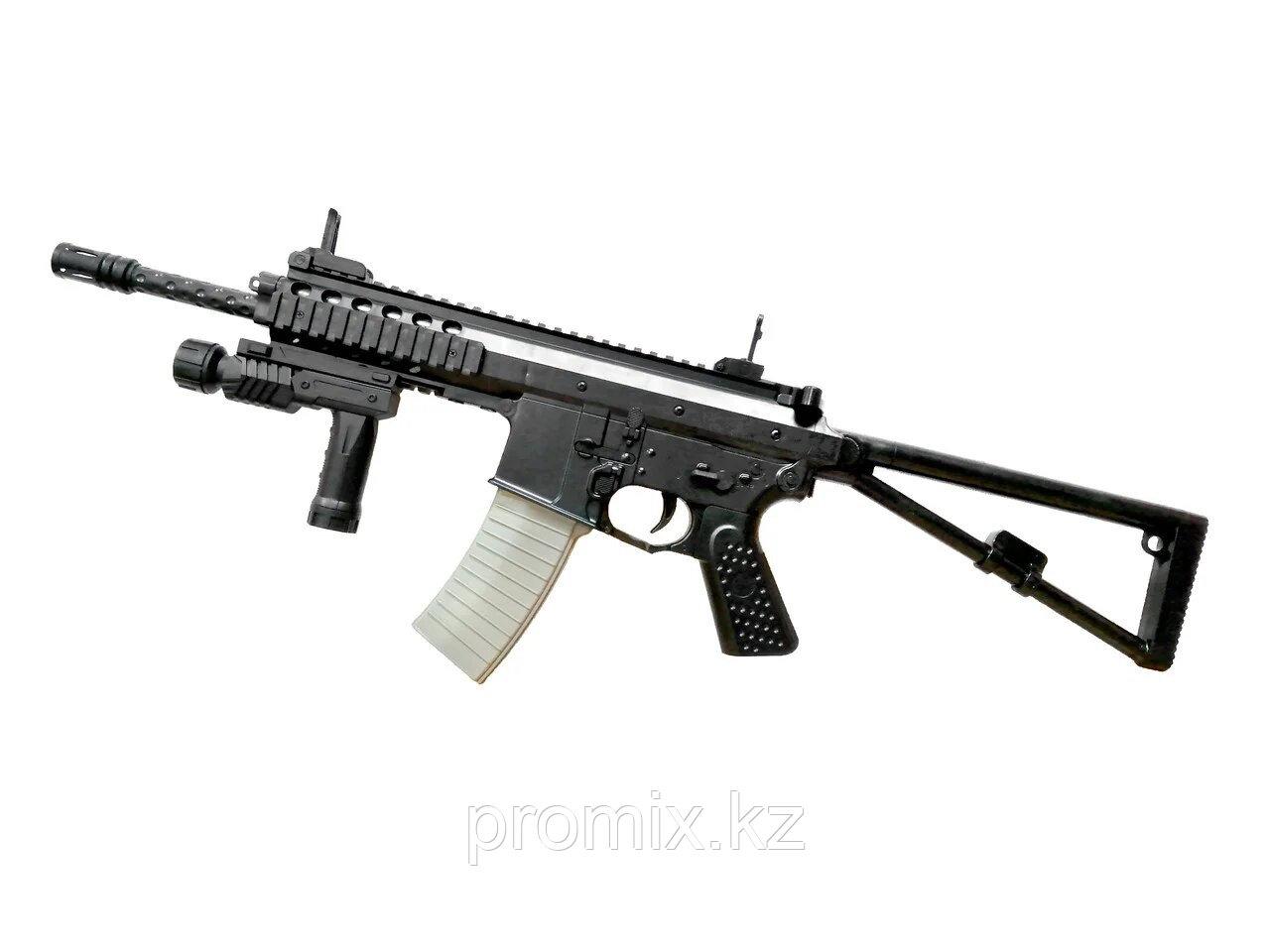 Игрушечный железный/металлический автомат M4A1 Carbine P-1977A