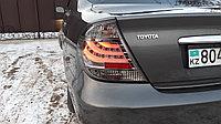 Задние фонари на Camry V30/35 стиль BMW White Color, фото 1