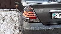 Задние фонари на Camry V30/35 стиль BMW White Color