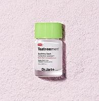 Точечное средство для лечения прыщей и постакне Dr. Jart+