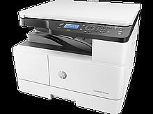 HP 8AF71A МФУ лазерное монохромное ч/б LaserJet M442dn, A3, 1200x1200 dpi, 24 ppm, Ethernet, USB 2.0, no ADF