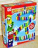 Немного помята!!! XS977-9 Домино настольная семейная игра Romino Game 24*20см