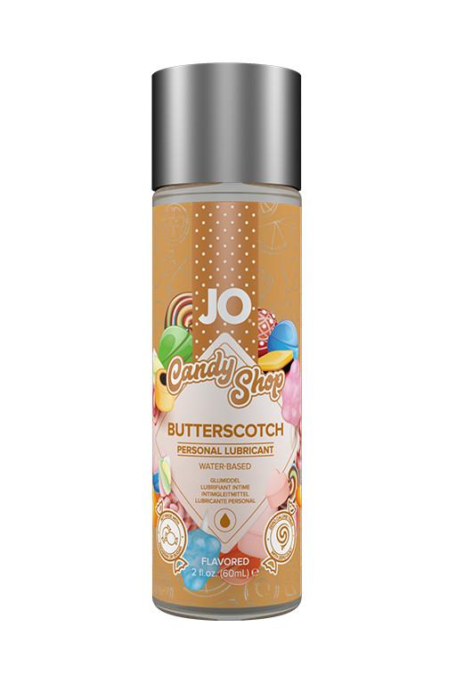 "Вкусовой лубрикант ""Ириски"" / Candy Shop Butterscotch 2oz - 60 мл."