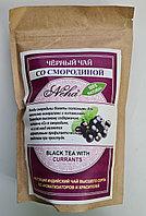 Черный чай со смородиной Neha 100гр