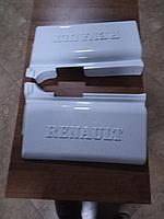 Продолжение двери ( накладки на двери) на Рено Премиум, фото 1