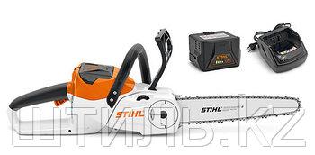 Аккумуляторная пила STIHL MSA 120 C-BQ SET (с AK 20 и AL 101)