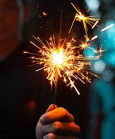 Бенгальские огни, 6 штук