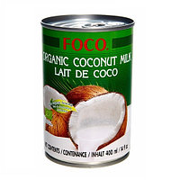Органическое Кокосовое молоко FOCO 400ml