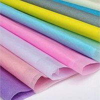 Папиросная бумага цветная, тишью, 51х66 см, 10 листов