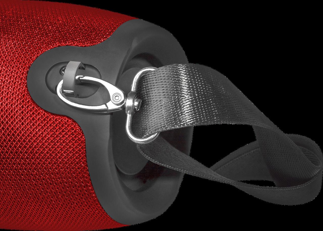 Defender 65903 Портативная акустика Enjoy S900 красный, 10Вт, BT/FM/TF/USB/AUX - фото 2