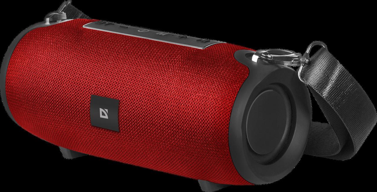 Defender 65903 Портативная акустика Enjoy S900 красный, 10Вт, BT/FM/TF/USB/AUX - фото 1