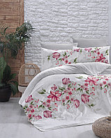 Комплект постельного белья First choice Riella Kirmizi